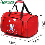 Hot Sale Portable personnalisé Fancy Cute Outdoor Polyester enfant Sac de voyage