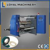 Rebobinage à grande vitesse automatique de bande de papier d'aluminium et machine de fente