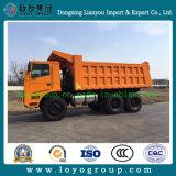 Heavy Duty Sinotruk 6X4 HOWO camion à benne basculante minière pour la vente