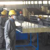einfaches Baumaterial-Felsen-Wolle-Zwischenlage-Panel der Installations-950width