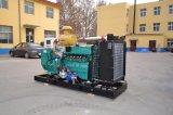 Heißer Verkaufs-geöffneter Typ 80-200kw Natural/LPG/Bio Gas-Generator