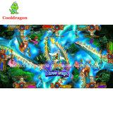 Máquina de juego de arcada de los pescados de juego del casino del dragón del rey 2 trueno del océano