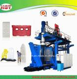 Bloc de la route en plastique HDPE de machines de moulage par soufflage/produits en plastique machine de soufflage automatique
