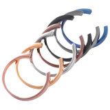Bracelet en acier inoxydable coloré Pulseras Brassard Bracciali Cendres en bijoux