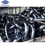 Высокая прочность на разрыв цепи легированная сталь цепь для морских судов с Мако Ceitification цепи