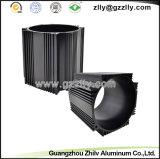 De aangepaste Radiator van de Uitdrijving van het Aluminium met CNC het Machinaal bewerken