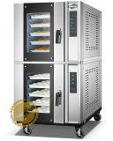 Heißluft-Mikrocomputer-Gas-Konvektion-Ofen mit Proofer für Geschäft (WFC-5QH7F)