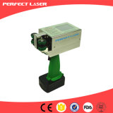 Impresora de inyección de tinta portátil pequeña para el número de serie / Fecha de caducidad/Manual de la fecha de expiración