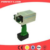 Impressora jato de jato portátil pequena para número de série / Data de validade / Data de validade manual