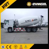 HOWO 336HP 10 mètres cubes de béton pour la vente de camion mélangeur