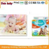 Constructeurs de couche-culotte de bébé de Panpansoft de marque de distributeur en Chine, usine de couche-culotte de bébé dans Fujian