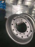Alta calidad de la llanta, carretilla de ruedas de acero, acero Rim 22,5*11.75 Hple Centro 281, P. C. D 335, Et 0
