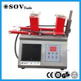 Máquina de aquecimento industrial elétrica do rolamento da indução