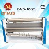 Lamineur à grande vitesse automatique chaud de DMS-1800V et froid multifonctionnel