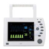 ECG portátil, la SpO2 y CO2 Monitor de origen animal (Capno 2B)