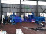 De horizontale Automatische Machine van de Briket van de Spaanders van het Staal voor Uitsmelting