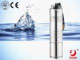 4 der Liyuan Zoll Marken-3HP 3 Phasen-Oil-Cooled Wasser-Pumpen-Motor