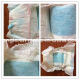 Tecido descartável barato novo do bebê do algodão 2017