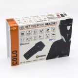 Sunproof en de Waterdichte Intercom van Bluetooth van de Motorfiets met High-End Kwaliteit