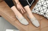 Новая конструкция плоской повседневный леди обувь