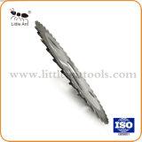 """4 """" 110mm X 30/40tの小さい蟻の炭化物T.C.Tは木製の切断については鋸歯を"""