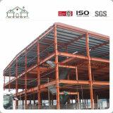 Almacén logístico, la estructura de acero Flexible (Fábrica/taller/planta)