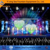 Bunter musikalischer Tanzen-Brunnen-Multimedia-Wasser-Bildschirm-Brunnen