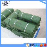 La bâche de protection de toile de polyester Tissu imperméable pour le capot du chariot