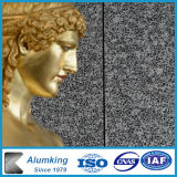 Звукоизоляция материалы алюминиевые панели из пеноматериала