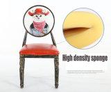 Retro Gaststätte-eleganter Eisen-Freizeit-Möbel-Stuhl