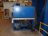 나선에 의하여 용접되는 관 선반에 있는 Tesing 액체정역학 기계를 위한 유압과 전기 통제 시스템