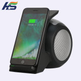 Hot Salts Wn1 Wireless Charger with Bluetooth 4.0&NFC Speacker