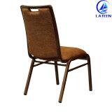耐久ファブリック高品質の鉄骨フレームが付いている快適な椅子の家具