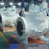 El muñón de diámetro interior completo montaje superior Entried Válvula de bola (P41F)