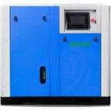 물 냉각 기름 자유롭게 Oilless 단 하나 나사 유형 공기 압축기