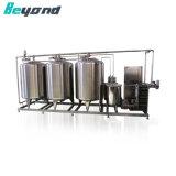 Nova tecnologia de equipamentos de tratamento de água com controle PLC