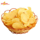 Chips de pommes de terre automatique machine de conditionnement de collation