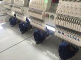 유효했던 엔지니어는 기계장치 해외 판매 후 서비스를 서비스하기 위하여, 새로운 조건 4 헤드 15 바늘 자수 기계 제공했다