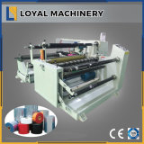 Machine de fente horizontale de empaquetage de rebobinage de film