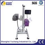 Impresora laser de la mosca del CO2 de Cycjet para la fabricación de la impresora de la codificación de la marca del conjunto/del laser del CO2