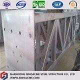 Pièces en acier principales structurales préfabriquées pour le fléau de trellis