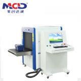 Flughafen-Röntgenmaschinen/Röntgenstrahl-Gepäck-Scanner Mcd-6550 mit Film der Garantie-ISO1600
