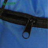 前部ポケットおよびイヤホーンの穴が付いている熱い販売のドローストリングのバックパック