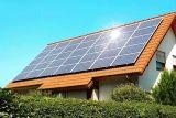 Misure rinnovabili del comitato solare 310W di Techonlogy bene per il sistema di BIPV