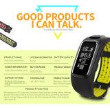 L'inseguitore di movimento di GPS mette in mostra il Wristband
