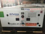 Preço menor com motor Perkins diesel do gerador de energia