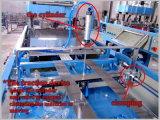 Hy-510580b halbautomatische PlastikThermoforming Maschine
