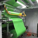 De HDPE de película laminada cruzada