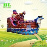 Tipo de largo gorila inflable barco de piratas