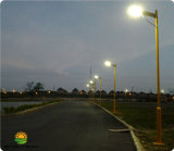 One Integrated Solar LED Street LightsのカメラSupported 50W All